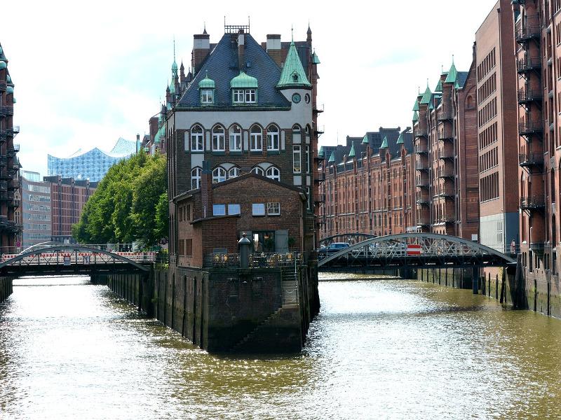 Gutes Hotel In Hamburg Zentrum