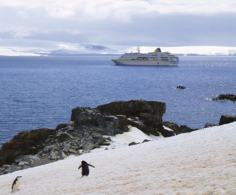 Reisebüro Meimberg Münster Antarktis